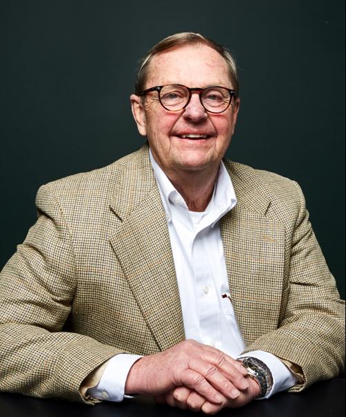 Bob Hanna portrait